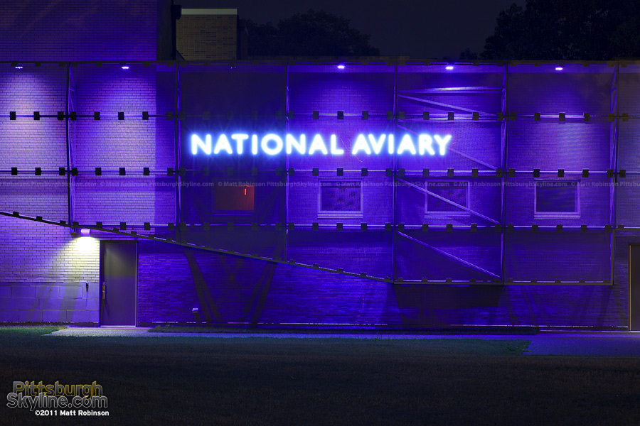 National Aviary Illumination