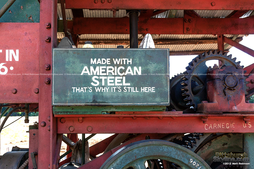 Made with American Steel