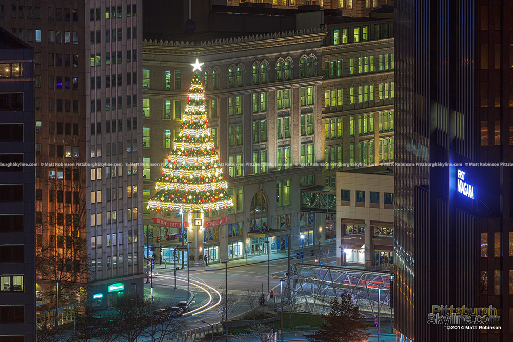 Highmark Unity Tree at Gateway Center