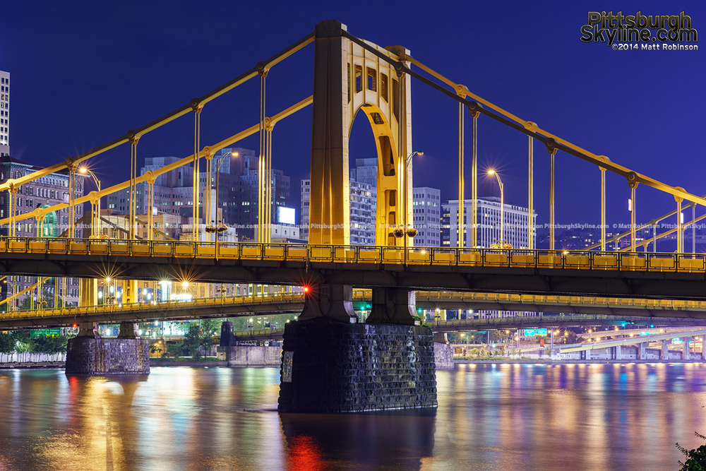 Three Sisters Pittsburgh
