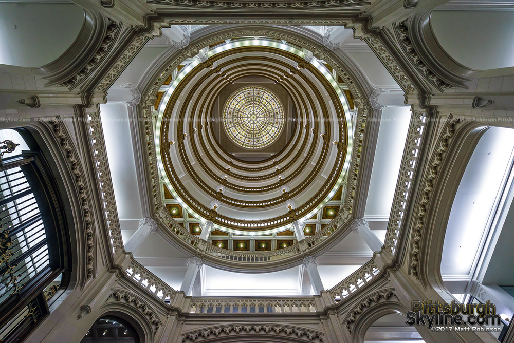 Union Trust Building Rotunda