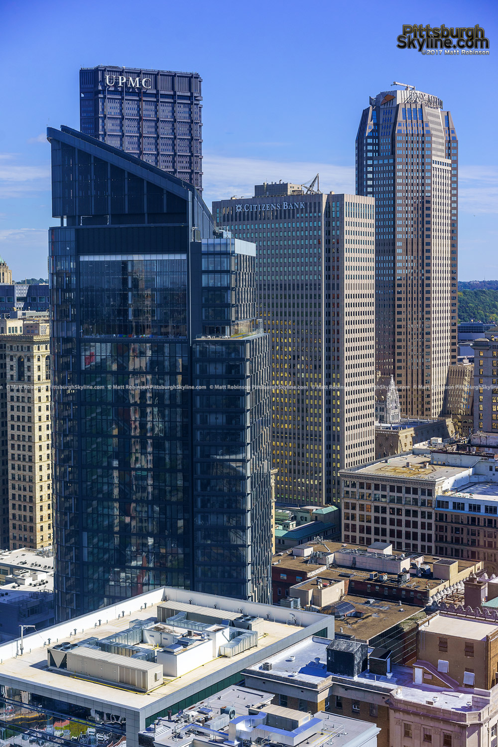 Tower at PNC Plaza from PPG Place